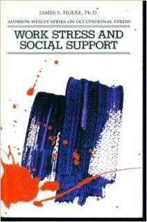 Work Stress and Social Support (Addison-Wesley series on occupational stress)