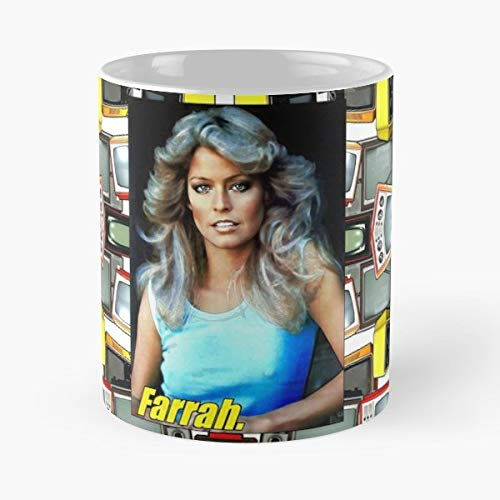 Super Farrah Fawcett Majors - Coffee Mugs Best Gift For Father Day (Farrah Fawcett Best Friend)