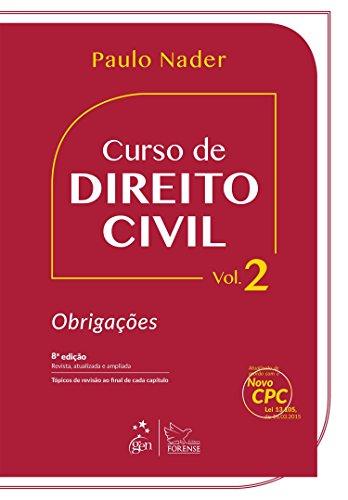 Curso de Direito Civil. Obrigações - Volume 2