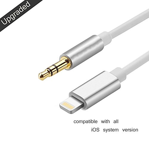 best loved 2144d c0170 Best Selling Top Best 5 apple iphone 7 aux cord from Amazon (2017 ...