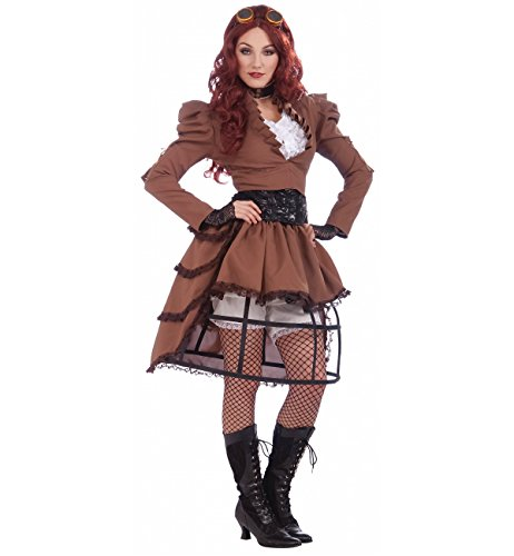 Steampunk Vicky Adult Costume - Standard]()