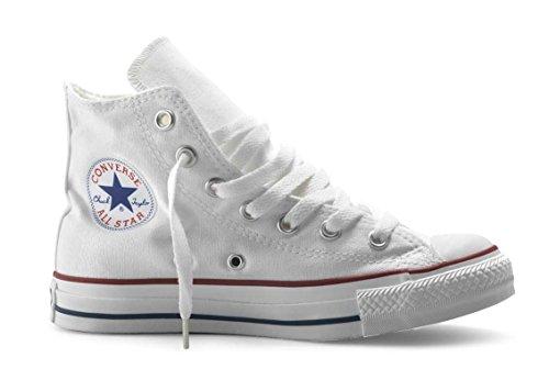 Converse Chuck Taylor All Star High Top Optical White M76...