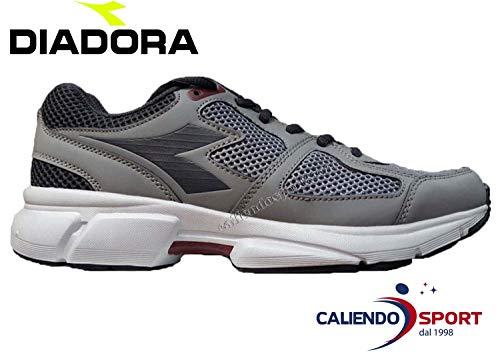Scarpa Grigio 172074 C6223 Diadora 40 Shape 8 eu 5 Uomo rOrIqa