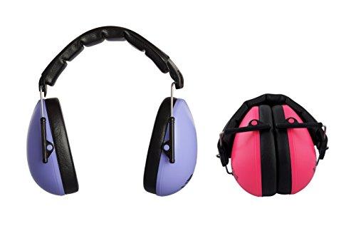 Viwanda Safety Earmuffs for Small Children (1~5 y/o), Pin...
