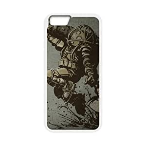Bioshock iphone 6s 4.7 Inch Cell Phone Case White 53Go-097686