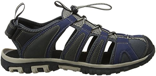 Cove Hombre Hi multi tec insignia Breeze grey Blue Senderismo Sandalias Para De Azul 0q05frw7