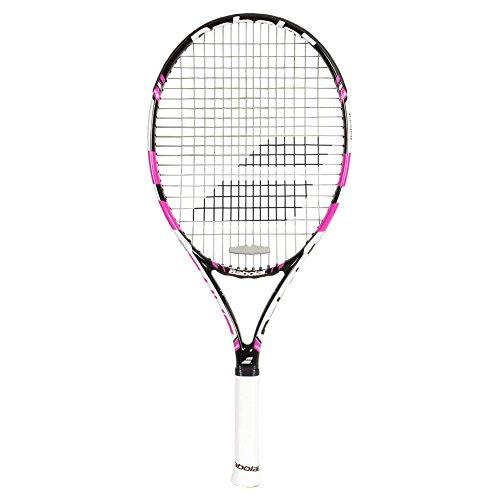 BABOLAT Pure Drive 25 Junior Tennis Racquet, Pink