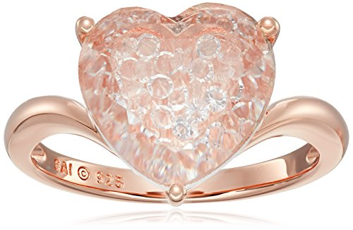 compare price to crystal heart collection ring