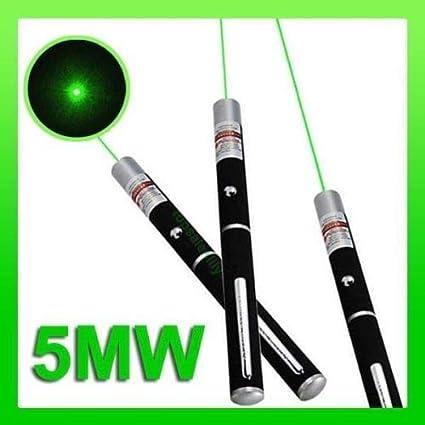 Amazon Com High Power Military 5mw 532nm Green Laser Pointer Pen