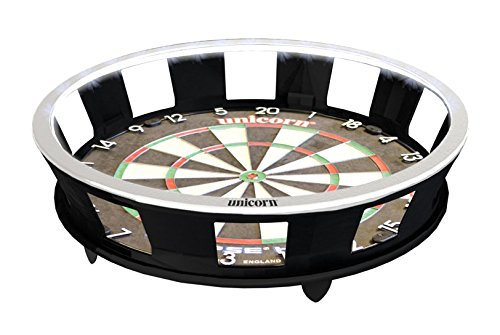 - Unicorn Solar Flare Illuminated Dartboard Surround