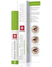 Eveline Cosmetics Concentrated Advance Volumiere Eyelash Growth Serum   10ml   Versterking en verdikking Lange Lash Conditioner   Innovatieve formule met Hyaluronzuur