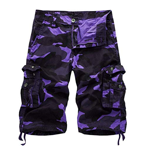 Camouflage Cargo Court Pantalon Shorts Fête Militaire Hommes D'été Sport Occasionnel Homme De Bermuda Été Grau Pour En Short Vêtements Camo Cnx5w0