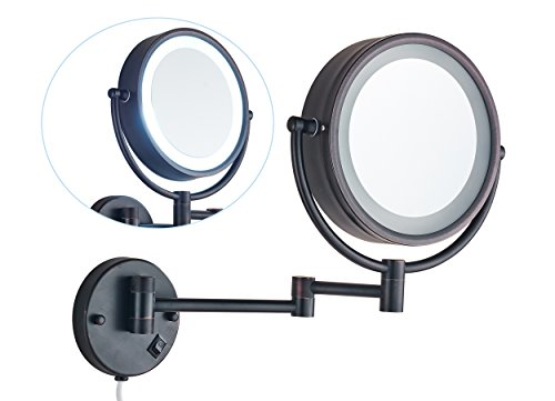 Cavoli Lighted Bathroom Magnification 8 5 inch product image