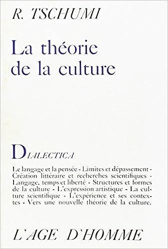 Théorie de la culture