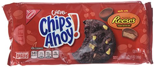 Chips Ahoy Chewy Chocolate & Reese'S Peanut Butter Cup Cookies - 9.5oz ()