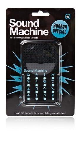NPW Sound Machine, Horror Special Sound (Effetti Sonori Machines)