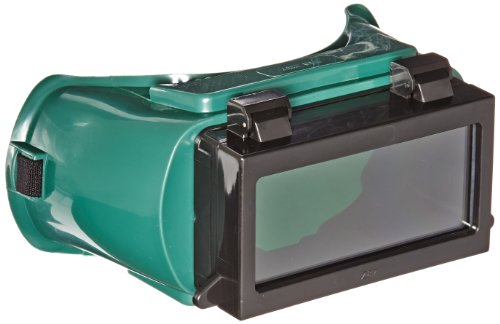 Sellstrom 85560B PVC Indirect Vent Lift Front Plate Welding Goggle Body, 2