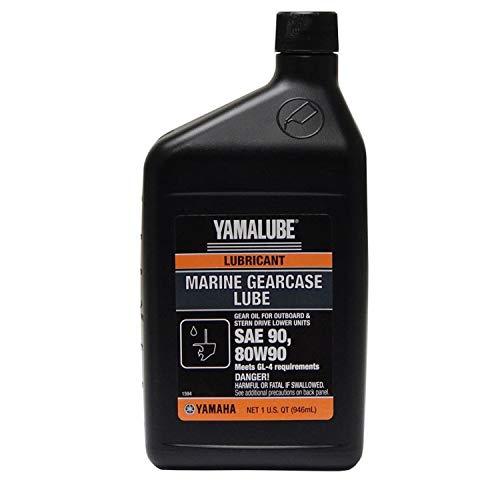 Yamaha ACC-GEARL-UB-QT Gearcase Lube, 1 Quart