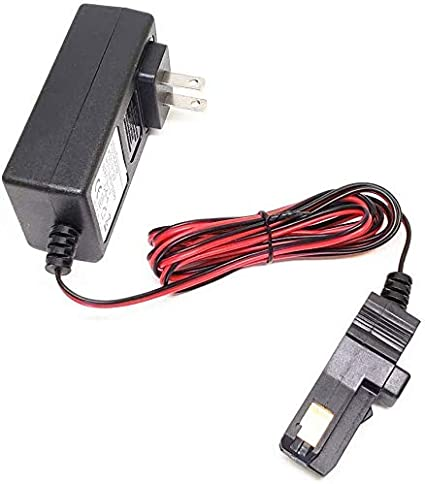 amazon.com: yustda new ac/dc adapter charger for power wheels jeep wrangler  rubicon n1476 n3089 charger: home audio & theater  amazon.com