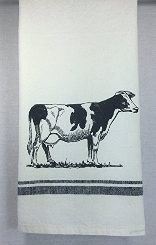 Cow Tabletop (Cow Print Kitchen Towel)