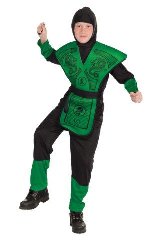 Green Ninja Costume, Child