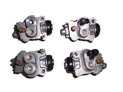 (Honda TRX 300 4X4 Brake Wheel Cylinders - Set of 4)