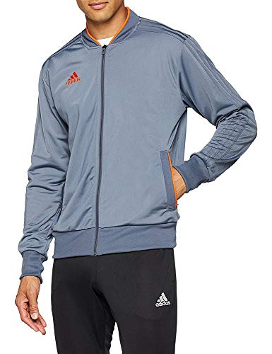 Con18 grigio Uomo Adidas Giacca Pes Jkt arancione Multicolore dwnZTx