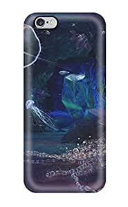 AnnaSanders Case Cover For Iphone 6 Plus - Retailer Packaging Deep Jewels Protective Case