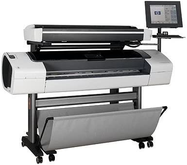HP Designjet T1120 HD - Plotter (2400 x 1200 DPI): Amazon.es: Informática