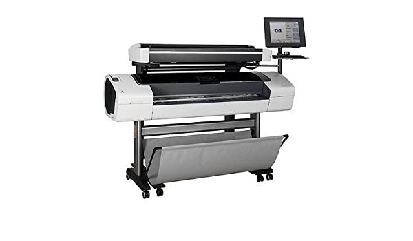 HP Designjet T1120 HD - Plotter (2400 x 1200 DPI): Amazon.es ...