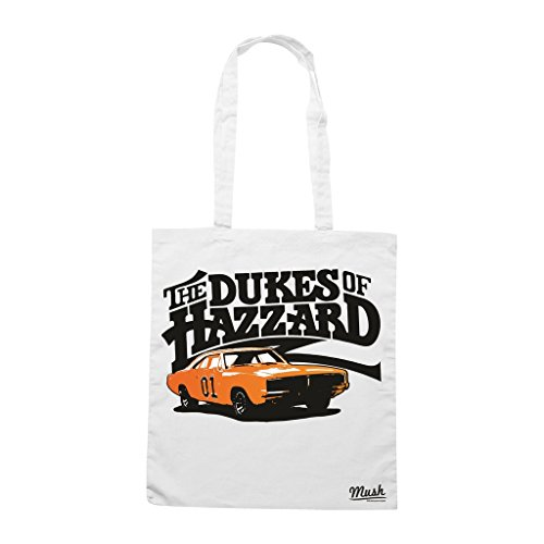 Borsa The Dukes Of Hazzard - Bianca - Film by Mush Dress Your Style
