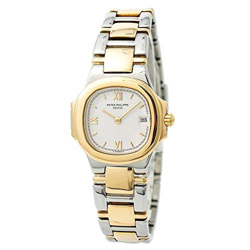 Patek Philippe Ladies - Patek Philippe Nautilus quartz female Watch 4700/15 (Certified Pre-owned)