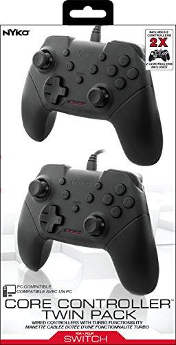 411zJYYjeeL - Nyko Core Controller Twin Pak - Nintendo Switch