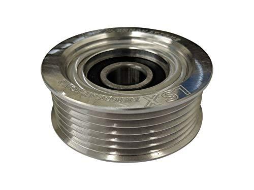- LS Billet Aluminum Grooved Tensioner Pulley