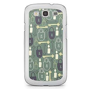 Love Samsung Galaxy S3 Transparent Edge Case - Design 2