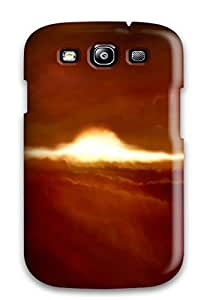 PpACZkr2897qKRMs Anti-scratch Case Cover Hxy Protective Sunset Case For Galaxy S3