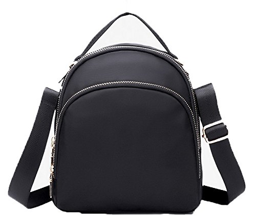 Shoulder Bags Women Cycling Dacron Party Agoolar Clutch Bags Black Z7Own0