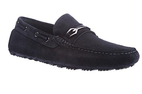 Hugo Boss Zapatos driprin en color azul marino azul marino