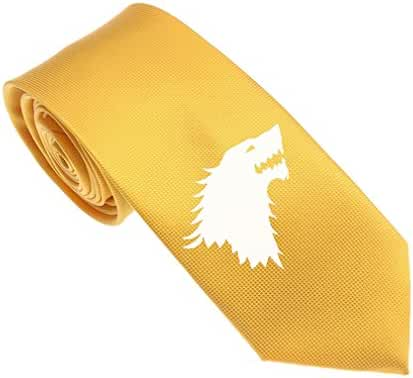 Uyoung Game Of Thrones Stark Sigil Multi-colored Men's Woven 2.5