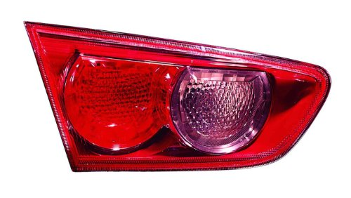 UPC 847457074846, Depo 314-1302L-AS Mitsubishi Lancer/Evolution Driver Side Replacement Backup Light Assembly