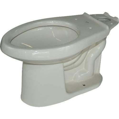 Durable Modeling Gerber Avalanche Siphon Jet Toilet Bowl