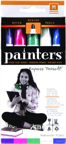 elmers-painters-opaque-paint-markers-set-of-5-markers-pearlescent-colors-medium-point-wa7567