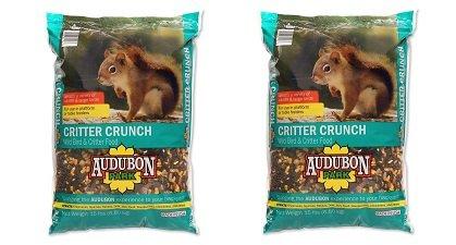 Audubon Park 12243 Critter Crunch Wild Bird and Critter Food, 15-Pounds (2-(Pack))