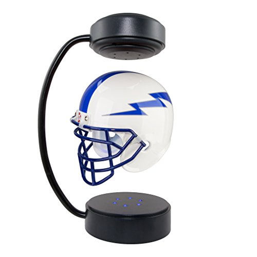 - Air Force Falcons NCAA Hover Helmet - Collectible Levitating Football Helmet with Electromagnetic Stand