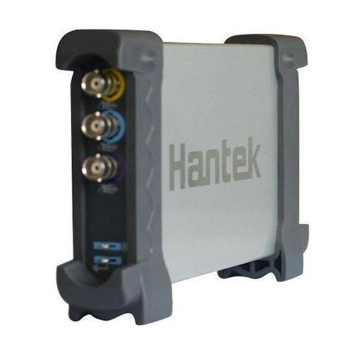 Hantek® 6082BE PC Based USB Digital Oscilloscope 250MSa/s 80Mhz Bandwidth 2CH