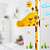 Baby Height Growth Chart Ruler for Kids Room