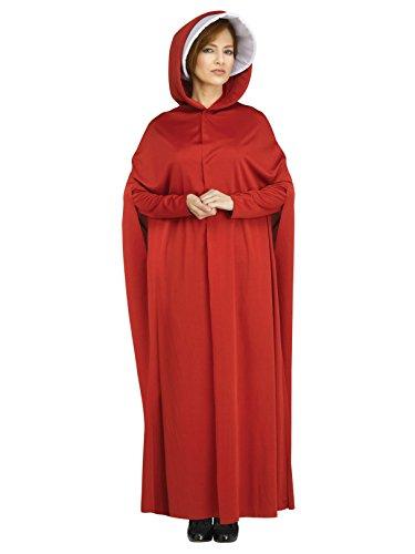 Fun World Women's The Maiden, red, Std. Size 4-14