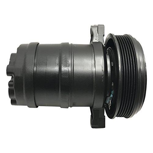 RYC Remanufactured AC Compressor and A/C Clutch EG967