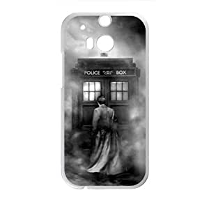 RHGGB Gloomy Doctor Who Fashion Comstom Plastic case cover For HTC One M8