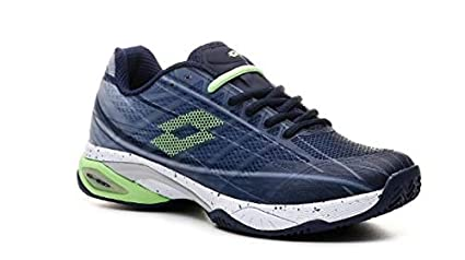 Lotto Zapatilla Pádel Mirage 300 Clay. 210733 Navy Blue/Green Appl. Talla 41